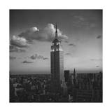 Empire State Building, New York City, Evening Photographic Print by Henri Silberman