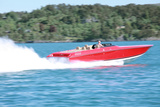 Speedy Yacht Photographic Print by  La_petite_lumiere