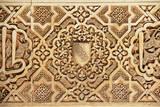 Interior of Alhambra Palace, Granada, Spain Photographic Print by  lubastock