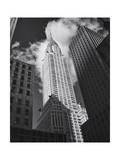 Chrysler Building, New York City from Third Avenue Photographic Print by Henri Silberman