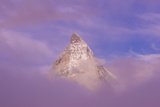 The Matterhorn (Monte Cervino) (Mont Cervi) Photographic Print by Karl Thomas