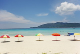 Pasir Panjang (Long Beach), Perhentian Islands, Malaysia, Southeast Asia, Asia Photographic Print by Jochen Schlenker