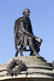 Shakespeare Monument, Stratford-Upon-Avon, Warwickshire, England, United Kingdom, Europe Photographic Print by Stuart Black