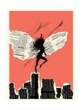 Chaos Fairy Láminas por Billy Perkins