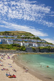 New Quay, Ceredigion, Dyfed, West Wales, Wales, United Kingdom, Europe Photographic Print by Billy Stock