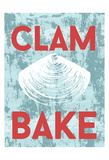 Clambake Prints by Laura Lobdell