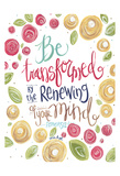 Be Transformed Posters by Erin Buston