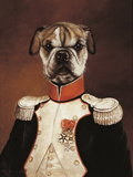 Junior General Giclee Print by Thierry Poncelet