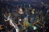 Sky View New York IV Art by Jason Hawkes