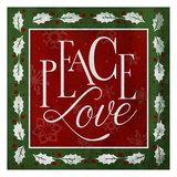Peace Love Prints by Jace Grey