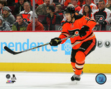 Luke Schenn 2014-15 Action Photo