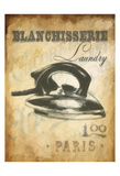 French Laundry Posters by Taylor Greene