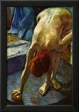 Edgar Degas The Tub Art Print Poster Print