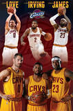 Cleveland Cavaliers - Team 14 Posters