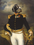 Ceremonial Dress Giclée-Druck von Thierry Poncelet