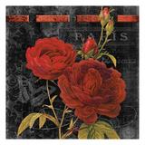 Vintage Floral 1 Art by Carole Stevens
