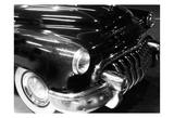 Vintage Black Car Prints by Sheldon Lewis
