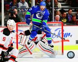 Daniel Sedin 2014-15 Action Photo