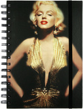 Marilyn Monroe Spiral Journal Journal