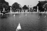 Jardin des Tuileries, Paris 1950s Giclee Print by Jules Dortes