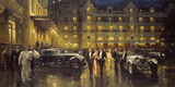Casino Square Giclee Print by Alan Fearnley