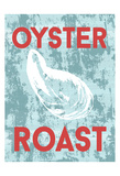 Oyster Roast Prints by Laura Lobdell