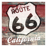Route 66 Prints by Jace Grey