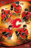 Calgary Flames -Team 14 Affiches