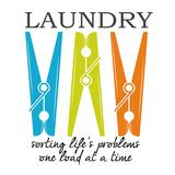 Laundry Sorting Kunst van Taylor Greene
