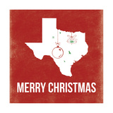 Texas Christmas Posters by Jace Grey