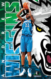 Minnesota Timberwolves - A Wiggins 14 Print