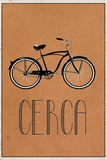 Cerca (Italian - Explore) Pósters