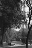 Eiffel Tower, Paris c1950 Giclee Print by Jules Dortes