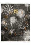 New Year Clock Prints by Jace Grey