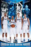Dallas Mavericks - Team 14 Poster
