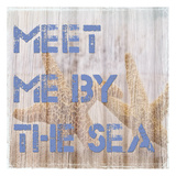 Meet Me By The Sea Posters by Taylor Greene