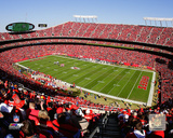 Kansas City Chiefs - Arrowhead Stadium Signature Gridiron