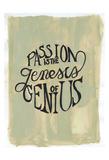 Genesis Of Genius Poster by Smith Haynes