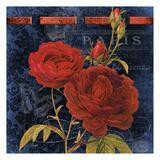 Vintage Floral 1 Posters by Carole Stevens