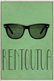 RENTOUTUA (Finnish -  Relax) Prints