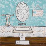 Yours & Mine II Kunst af Gina Ritter