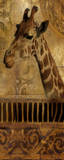 Elegant Safari III Print by Patricia Quintero-Pinto