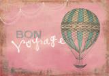 Bon Voyage Art by  Piddix