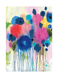 Memory of Flowers Premium Giclee Print by Carrie Schmitt