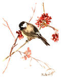 Chickadee 11 Prints by Suren Nersisyan