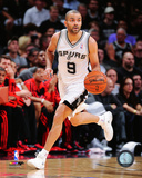 Tony Parker 2013-14 Playoff Action Photo