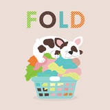 Laundry Fold Prints by Tiffany Everett