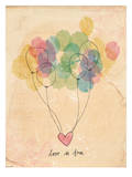 Free Love Prints by Paula Mills