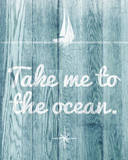 To the Ocean Prints