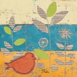 Le Jardin Press II Prints by Patricia Quintero-Pinto
